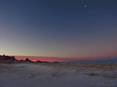 Photograph - Pastel Winter by Teri Ridlon