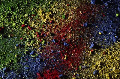 Pastels2 Art Print by Bob Pizaro