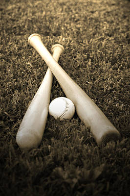 Sports Royalty-Free and Rights-Managed Images - Pastime by Shawn Wood