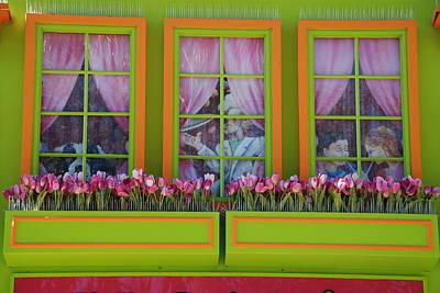 Pastle Windows Original by Rob Hans