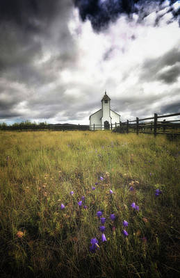 Photograph - Pastoral by Karl Anderson