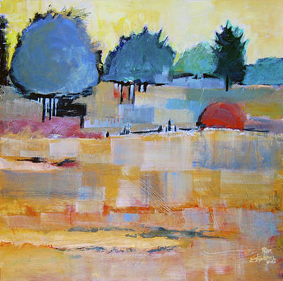 Painting - Pastoral by Ron Stephens