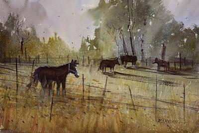Painting - Pastoral by Ryan Radke