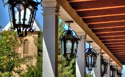 Photograph - Pastor's Porch by Jerry Sodorff