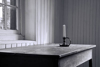 Photograph - Parson's Table by Ed Waldrop