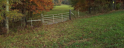 Photograph - Pasture Gate 2 by Greg Jackson