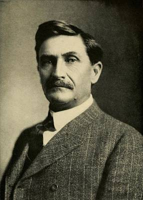 Pat Garrett 1850-1908, Sheriff Art Print by Everett