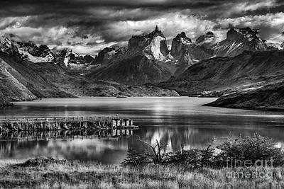Photograph - Patagonia 02 by Bernardo Galmarini