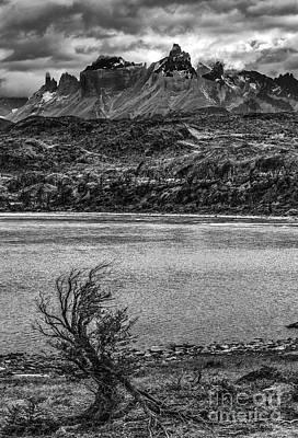 Photograph - Patagonia 03 by Bernardo Galmarini