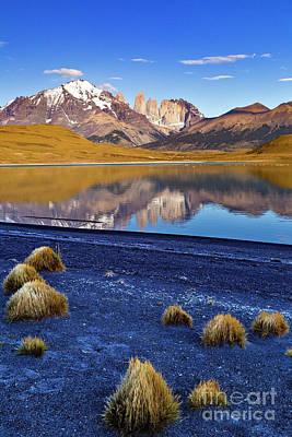 Photograph - Patagonia 06 by Bernardo Galmarini