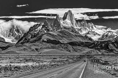 Photograph - Patagonia 13 by Bernardo Galmarini
