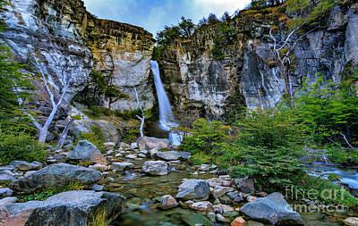 Photograph - Patagonia 14 by Bernardo Galmarini