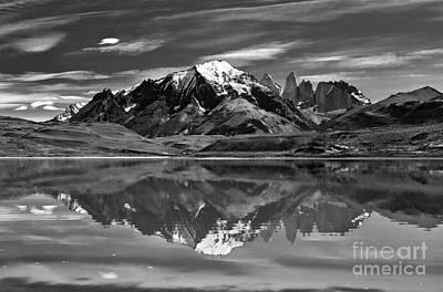 Photograph - Patagonia 15 by Bernardo Galmarini