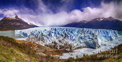 Photograph - Patagonia 17 by Bernardo Galmarini