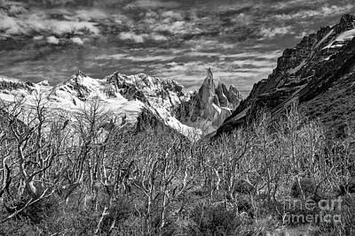 Photograph - Patagonia 19 by Bernardo Galmarini