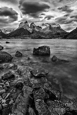 Photograph - Patagonia 20 by Bernardo Galmarini