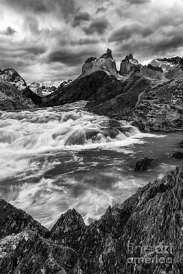 Photograph - Patagonia 21 by Bernardo Galmarini