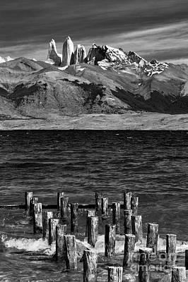 Photograph - Patagonia 22 by Bernardo Galmarini