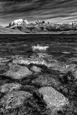 Photograph - Patagonia 23 by Bernardo Galmarini