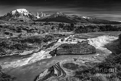 Photograph - Patagonia 24 by Bernardo Galmarini