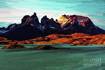 Patagonia, Chilli Mountain Original by Gull G