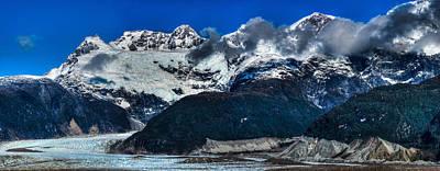 Photograph - Patagonia Mountains by Walt Sterneman