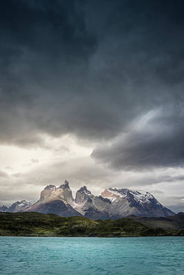 Patagonia Photograph - Patagonia Storm by Daniel Cooley