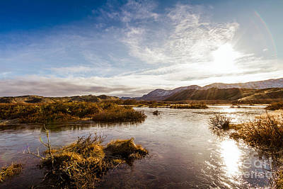 Suggestive Photograph - Patagonian Landscape by Mirko Chianucci