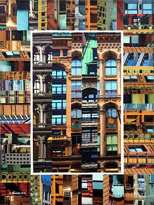 Patchwork City 69 Original