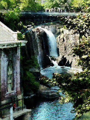 Photograph - Paterson Falls by Susan Savad