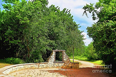 Photograph - Path 13318 by Ray Shrewsberry