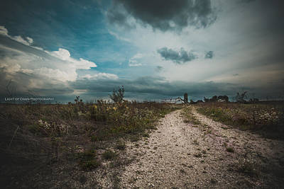 Photograph - Path by Andrew Menting