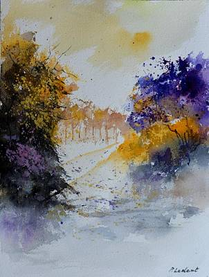Wild And Wacky Portraits Rights Managed Images - Path to ... watercolor  Royalty-Free Image by Pol Ledent