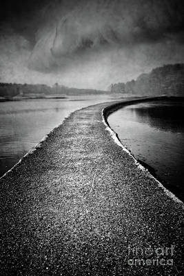 Photograph - Path To Beyond II by Edward Fielding
