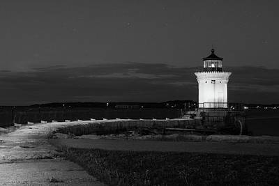 Photograph - Path To Bug Light by Jesse MacDonald