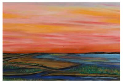 Pastel - Path To Peace by Daniel Dubinsky