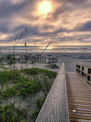 Photograph - Path To Serenity by Joedes Photography