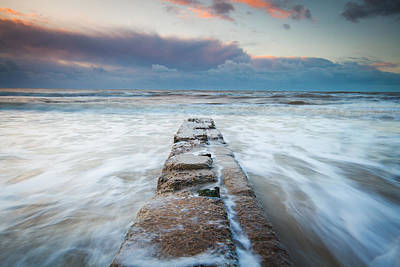 Photograph - Path To The Ocean by Will Gudgeon