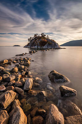 Photograph - Path To Whyte Island by Pierre Leclerc Photography