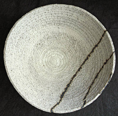 Ceramic Art - Paths by Penelope Vallejo