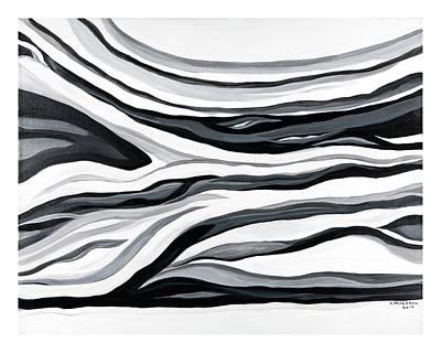 Painting - Pathway II by Ida Mitchell