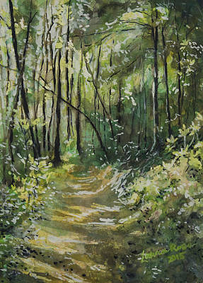 Pathway Original by Laura Ross
