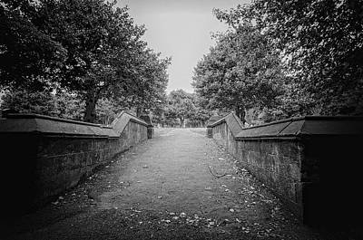 Photograph - Pathway by Spikey Mouse Photography