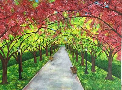 Painting - Serenity  by Lisa Bentley