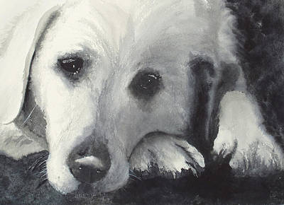 Painting - Patience by Ally Benbrook