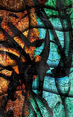Patmos Art Print by Gary Bodnar