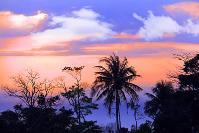 Abstract Patterns Photograph - Patong Thailand by Mark Ashkenazi