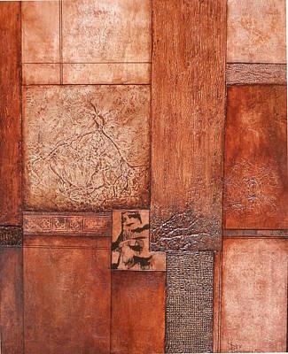 Painting - Patria Divisa by Buck Buchheister