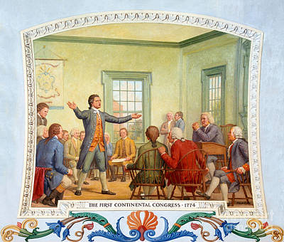 Patrick Henry, First Continental Art Print by Science Source