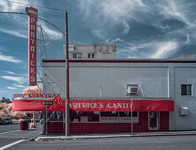Photograph - Patrick's Candy by Greg Nyquist